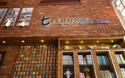 """DILMAH kavinė """"T-Lounge"""""""